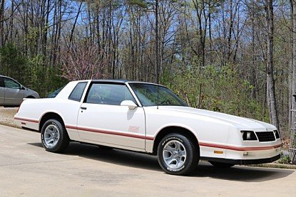 1987 Chevrolet Monte Carlo SS for sale 100816966