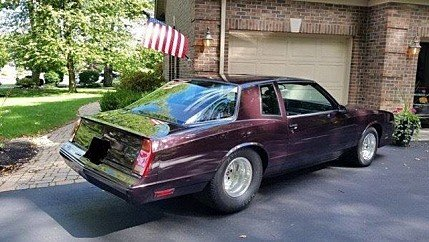 1987 Chevrolet Monte Carlo SS for sale 100881640