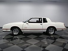 1987 Chevrolet Monte Carlo SS for sale 100889470