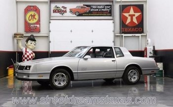 1987 Chevrolet Monte Carlo SS for sale 100895702