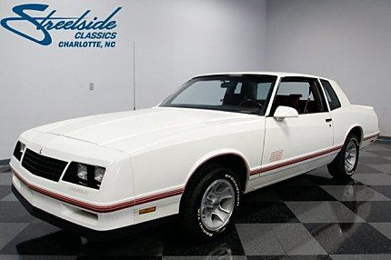 1987 Chevrolet Monte Carlo SS for sale 100946542
