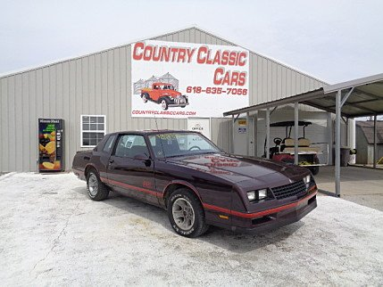 1987 Chevrolet Monte Carlo for sale 100977241