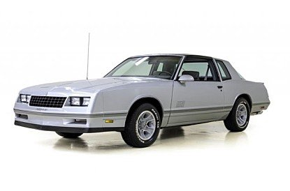 1987 Chevrolet Monte Carlo SS for sale 100979204