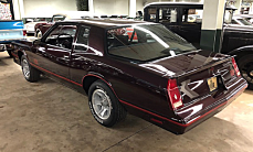 1987 Chevrolet Monte Carlo SS for sale 101036948
