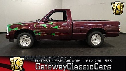 1987 Chevrolet S10 Pickup 2WD Regular Cab for sale 100963611