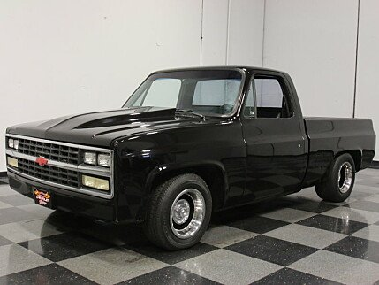 1987 Chevrolet Silverado and other C/K1500 2WD Regular Cab for sale 100760388