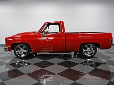 1987 Chevrolet Silverado and other C/K1500 2WD Regular Cab for sale 100835743