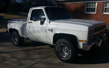 1987 Chevrolet Silverado and other C/K1500 4x4 Regular Cab for sale 100842251