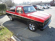 1987 Chevrolet Silverado and other C/K1500 2WD Regular Cab for sale 100849986
