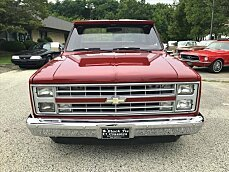 1987 Chevrolet Silverado and other C/K1500 for sale 100891903