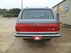 1987 Chevrolet Suburban 4WD for sale 100969535