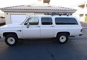 1987 Chevrolet Suburban for sale 101011663