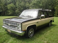 1987 Chevrolet Suburban 2WD for sale 100873107