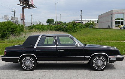 1987 Chrysler New Yorker for sale 100767547