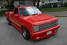 1987 Dodge Dakota 2WD Regular Cab for sale 100759938