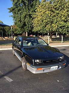 1987 Dodge Shadow 2-Door Hatchback for sale 100914563