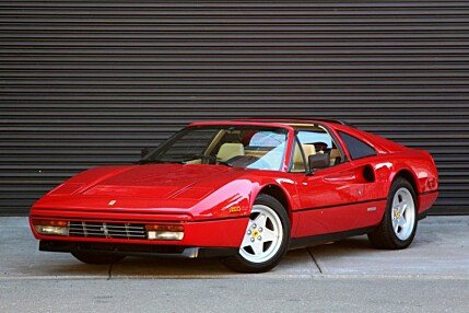 1987 Ferrari 328 GTS for sale 100863345