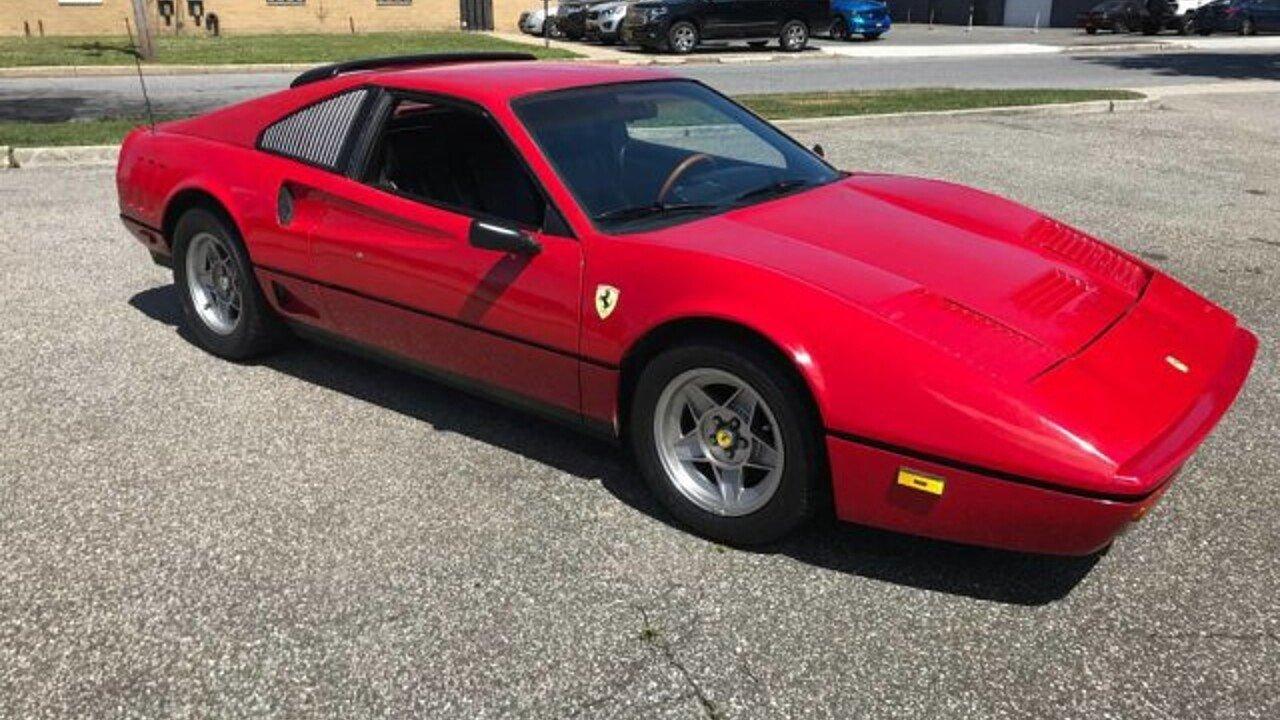 1987 Ferrari 328 GTB for sale 101002606