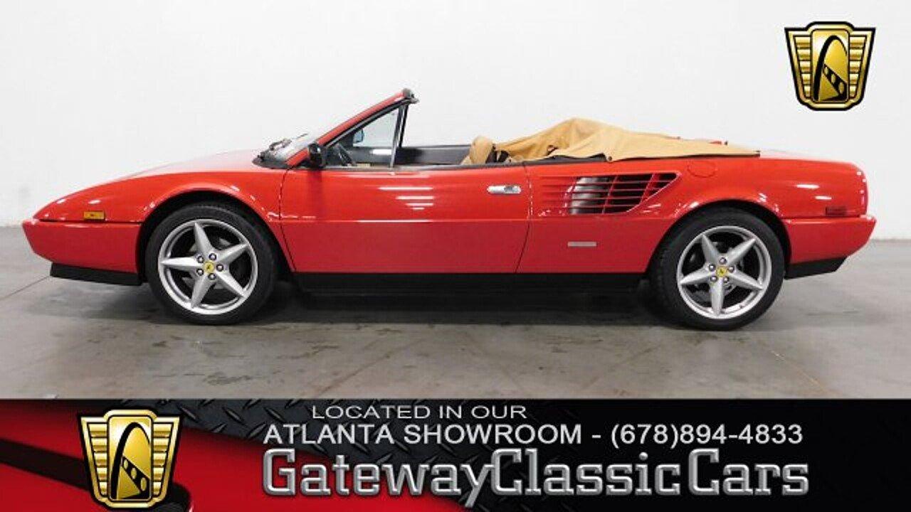 1987 Ferrari Mondial for sale 100965001