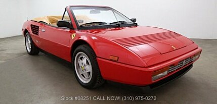 1987 Ferrari Mondial for sale 100867874