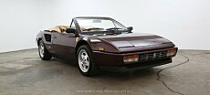 1987 Ferrari Mondial for sale 101005136