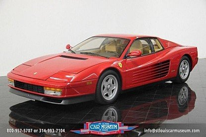 1987 Ferrari Testarossa for sale 100754370