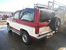 1987 Ford Bronco II 4WD for sale 100831294