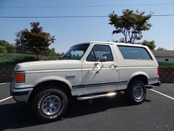 1987 Ford Bronco for sale 100923808