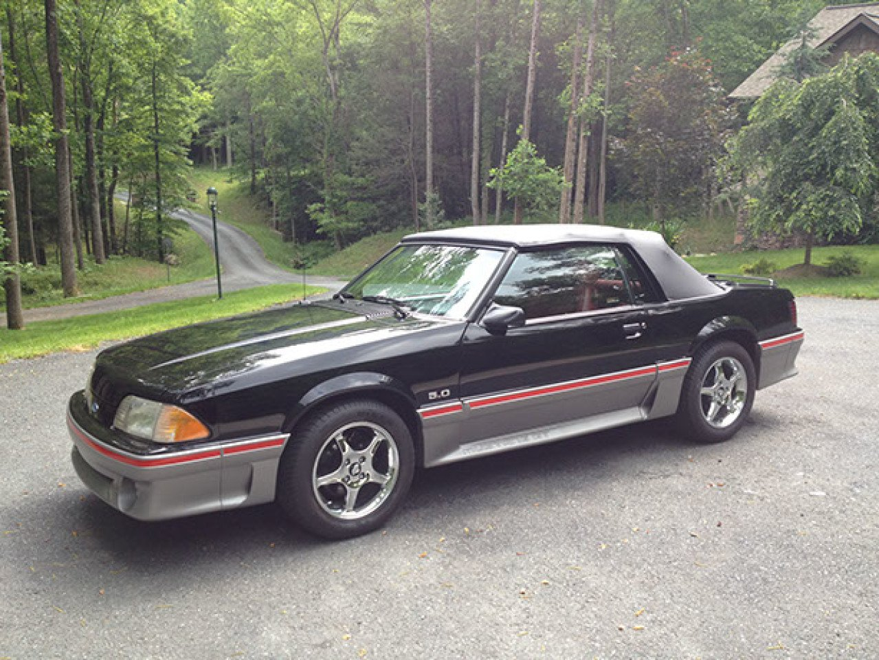 1987 Ford Mustang GT Convertible for sale near Lenoir ...