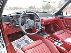 1987 Ford Mustang GT Convertible for sale 100931270