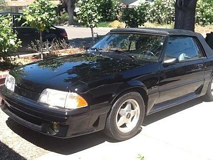 1987 Ford Mustang GT for sale 100947113