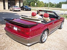 1987 Ford Mustang GT Convertible for sale 100960647