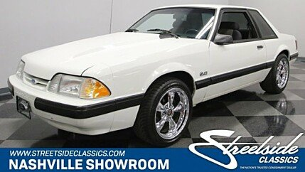 1987 Ford Mustang LX V8 Coupe for sale 100980918