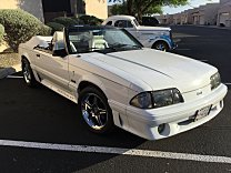 1987 Ford Mustang GT Convertible for sale 101004872