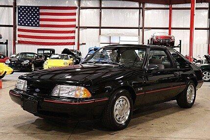 1987 Ford Mustang LX V8 Hatchback for sale 101026460