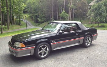 1987 Ford Mustang GT Convertible for sale 100843231