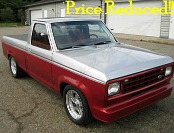 1987 Ford Ranger for sale 100831454
