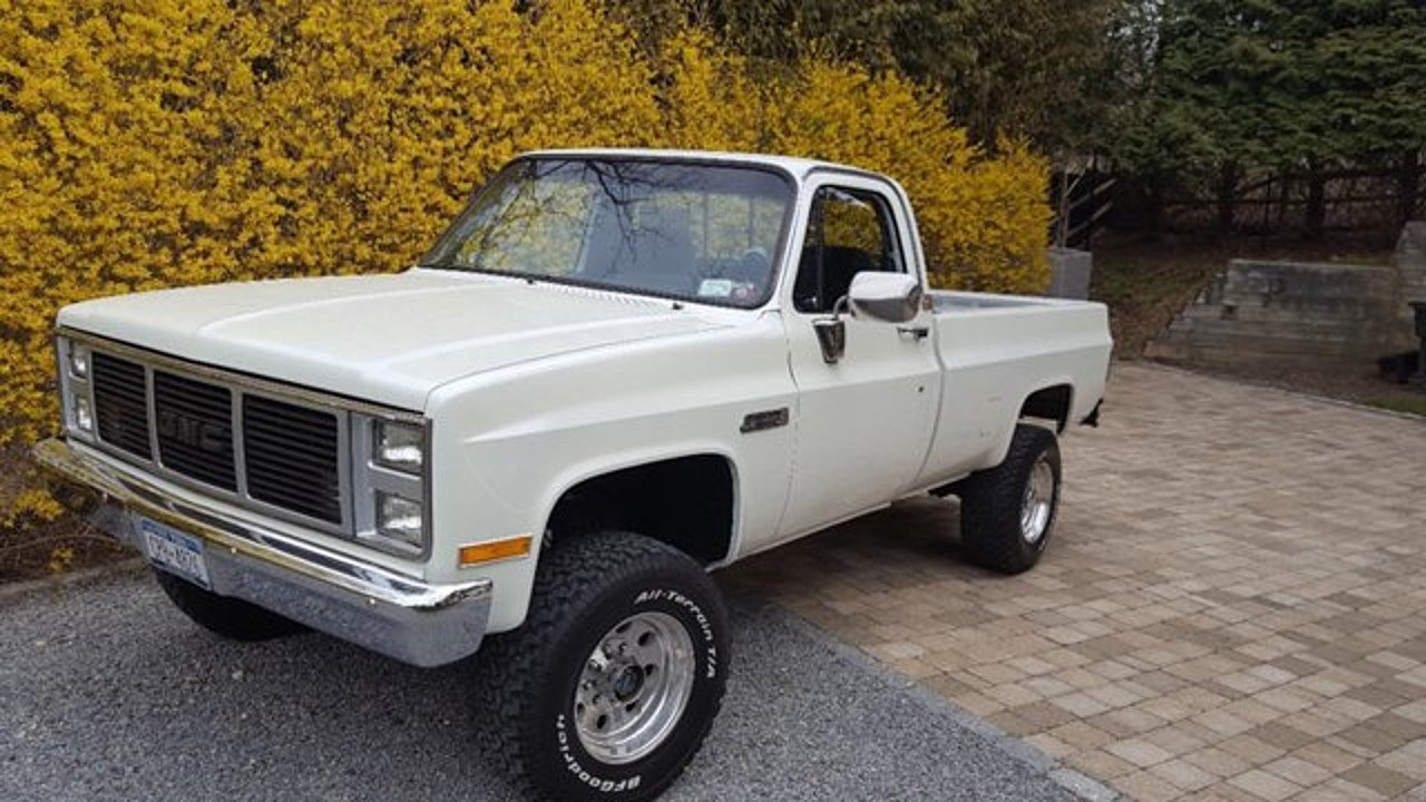 1987 GMC G2500 for sale 100880025