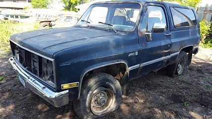 1987 GMC Jimmy for sale 100878570