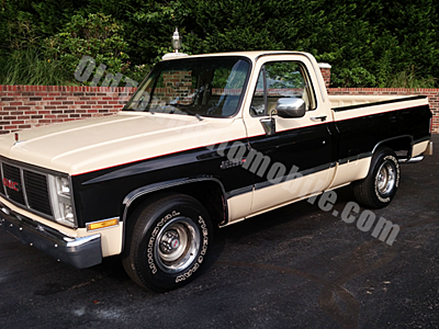 1987 GMC Sierra 1500 2WD Regular Cab for sale 101016481
