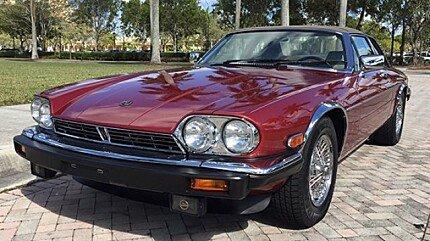 1987 Jaguar XJS V12 Convertible for sale 100848425