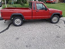 1987 Jeep Comanche 2WD for sale 100906566