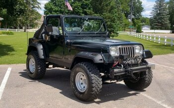 1987 Jeep Wrangler for sale 100882002