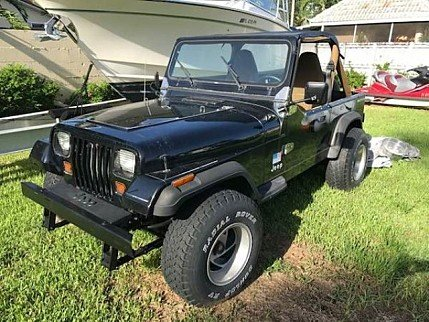1987 Jeep Wrangler for sale 100890154