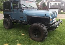 1987 Jeep Wrangler for sale 100893498