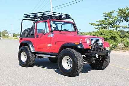 1987 Jeep Wrangler 4WD for sale 100894976