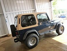 1987 Jeep Wrangler 4WD Sport for sale 100973098