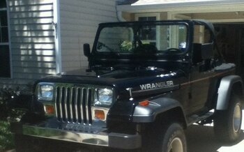 1987 Jeep Wrangler for sale 100979868