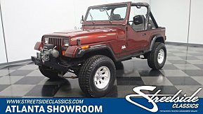 1987 Jeep Wrangler 4WD for sale 101014434