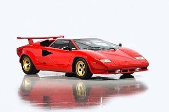1987 Lamborghini Countach Coupe for sale 100929590